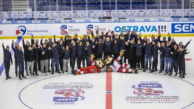 Bude Ostrava hostit MS v hokeji v roce 2024?
