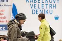Třetí ročník Kabelkového veletrhu Deníku se uskutečnil na výstavišti Černá louka v pavilonu A.