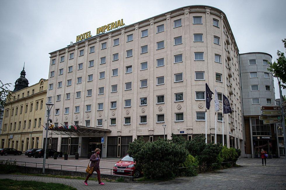 Ilustrační foto - Imperial Hotel Ostrava, 6. května 2020.
