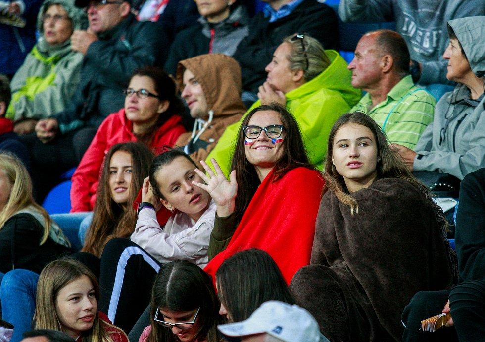 Zlatá tretra Ostrava 2018