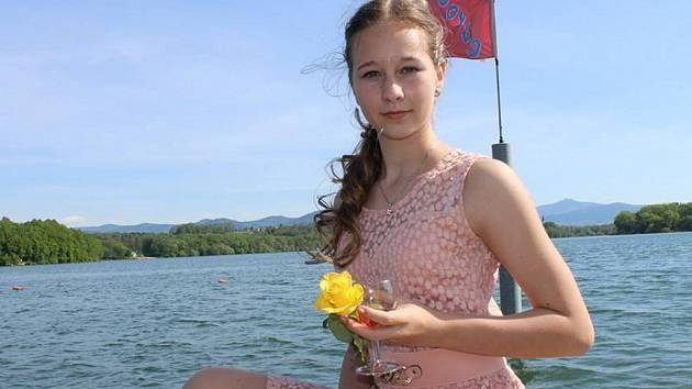 Terezka Sikorová, 14 let, studentka, Orlová