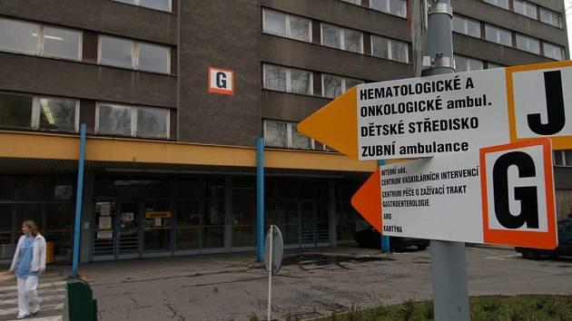 Vítkovická nemocnice v Ostravě