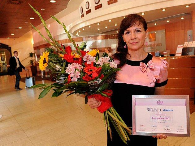 Zdena Černínová