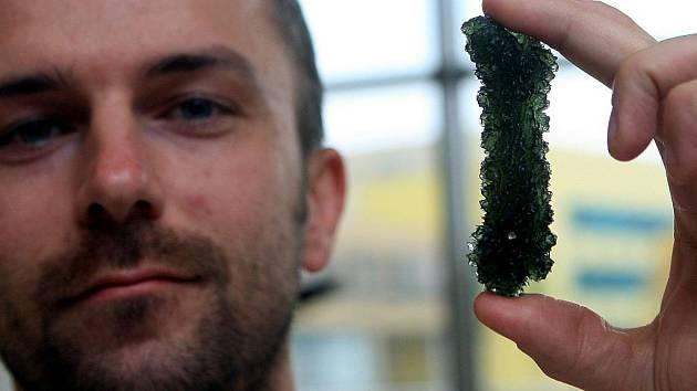 Mineralogické setkání přilákalo o víkendu do Ostravy spoustu sběratelů a milovníků neživé přírody.