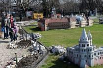 Mezi stálé expozice na ostravském výstavišti patří Miniuni.