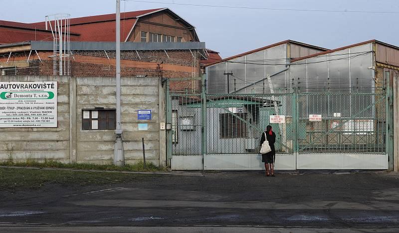 Věznice Heřmanice. Ilustrační foto.