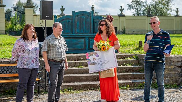 Ocenění manželé Baránkovi