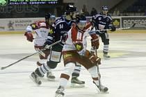 HC Olomouc – HC Vítkovice Steel 2:3 v prodl.