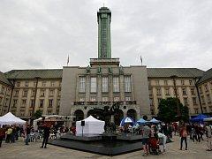 Návštěvníci letošní Ostravské muzejní noci se o víkendu mohli podívat do 33 státních, neziskových a soukromých organizací, které se zapojují do kulturního života města i kraje.