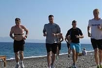 Soustředěním na ostrově Kos pokračuje pro ostravské hokejisty letní příprava na nový ročník extraligy.