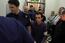 Ital, který v drogovém soudním procesu vystupoval jako spolupracující obžalovaný. Právě on kriminalistům pomohl k objasnění případu.