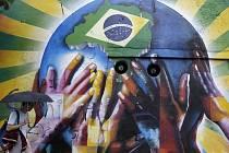 Favoritem mistrovství světa je domácí Brazílie.