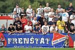 Fotbal, MOL Cup, SK Beskyd Frenštát pod Radhoštěm - FC Baník Ostrava.