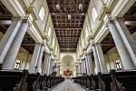 Práce na rekonstrukci katedrály Božského Spasitele v Ostravě postupují nejen venku, ale také v interiéru.