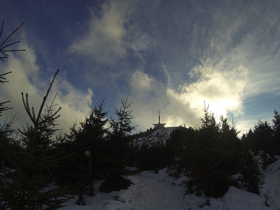 Lysá hora 28. prosince 2013