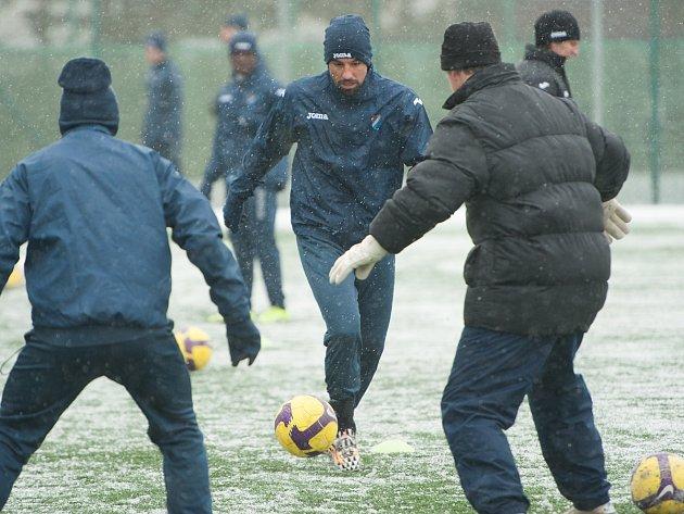 Zimní přípravu Baník odstartoval v Orlové.