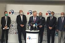 Zástupci univerzity, kraje a nemocnic chtějí společně udržet lékařskou fakultu v Ostravě.