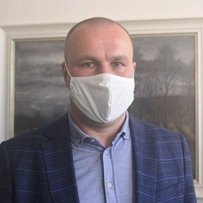 Pavel Bochnia, starosta Polanky