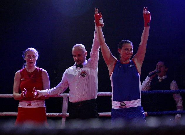 Ester Konečná vyhrála svůj souboj s Andreou Šírkovou.