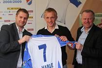 Jan Hable (uprostřed)