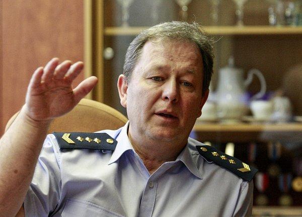 Ředitel Věznice Heřmanice Petr Kadlec.