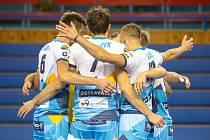 VOLEJBAL: Turnaj: BK Ostrava – Beskydy, 26. září 2019 v Ostravě.