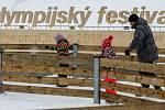 Olympijský festival u Ostravar arény