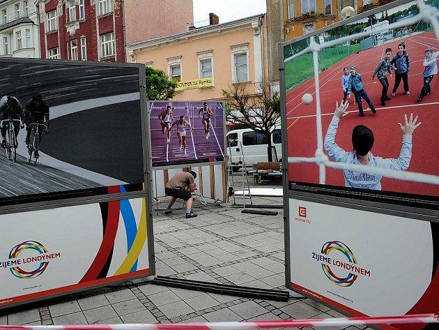 Chcete se setkat se sportovními legendami? V pátek od půl jedenácté budou na ostravském Kuřím rynku.