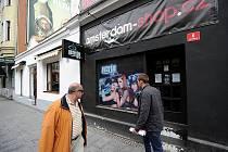 Ostravský Amsterdam shop ve Stodolní ulici se měl otevřít ve středu 27.4.2011