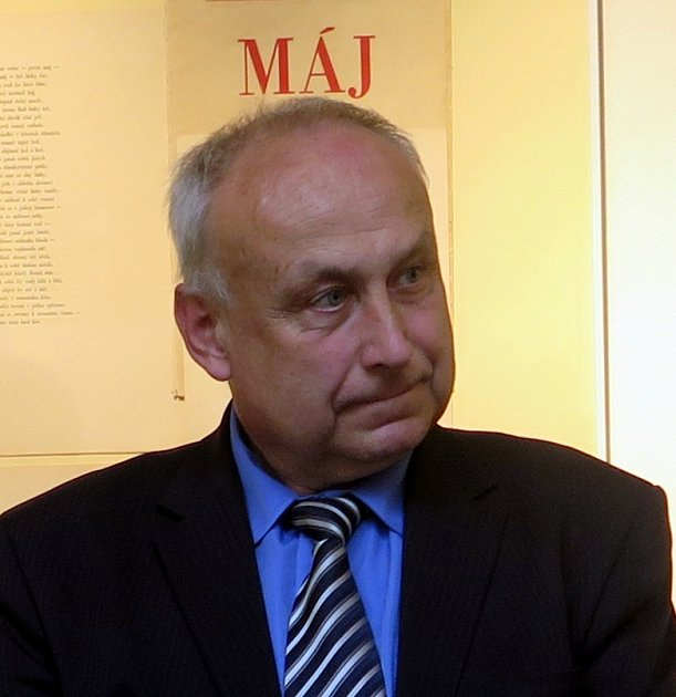 Zdeněk Heiser, vedoucí galerie, MKS Havířov