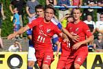 První kolo MOL Cupu: Baník porazil Benešov 3:0