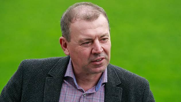 Petr Tač - předseda fotbalového klubu FC Odra Petřkovice.
