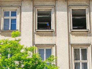 Výměna oken. Ilustrační foto.