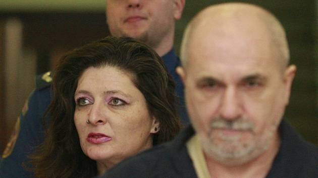 Veronika Lišková dostala za brutální napadení, které skončilo smrtí, jedenáct let, Jan Kubánek byl odsouzen ke čtyřem rokům.