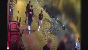 Policie zveřejnila video k brutálnímu útoku ve Stodolní ulici