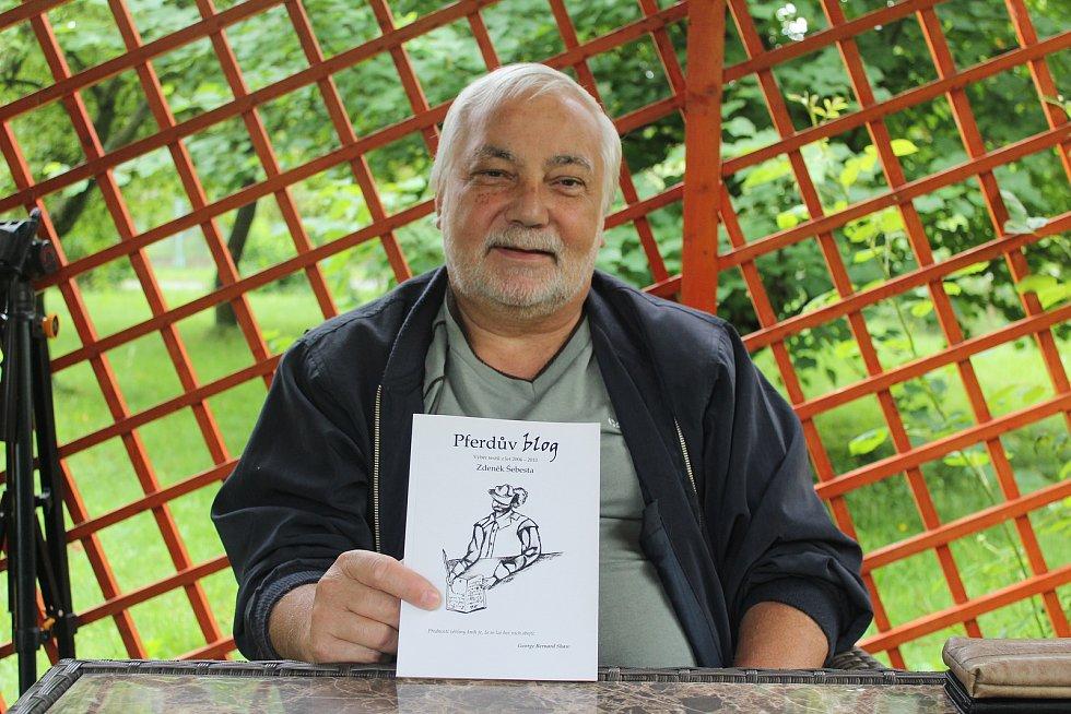 Historik a bloger Zdeněk Šebesta.