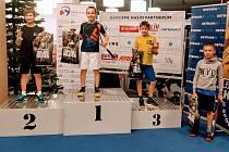 Poslední juniorský turnaj ve squashi v roce 2019.