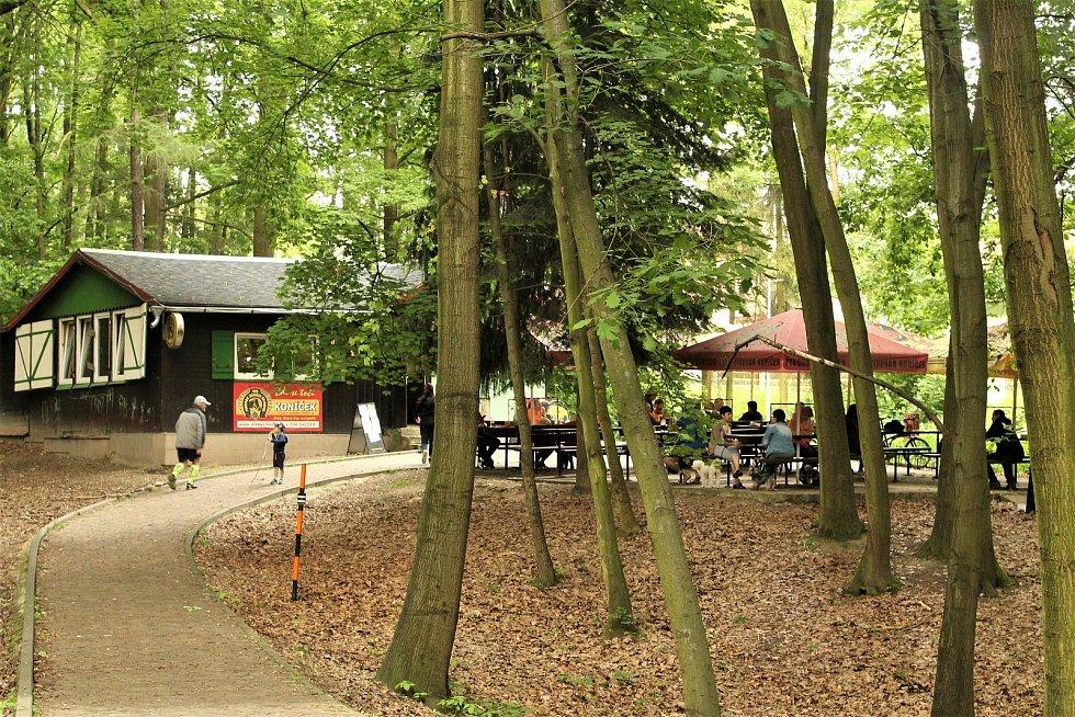 Restaurace Hájenka