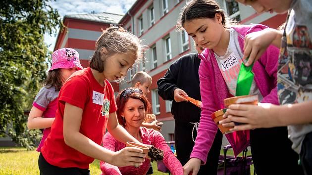 Prázdniny na Jihu - Dětský příměstský tábor. 8. července 2020 v Ostravě-Hrabůvce.