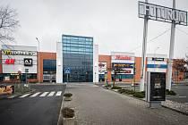 Ostravské nákupní centrum Futurum, prosinec 2018. Ilustrační foto.