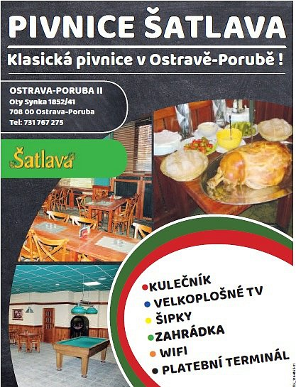 Šatlava Ostrava-Poruba