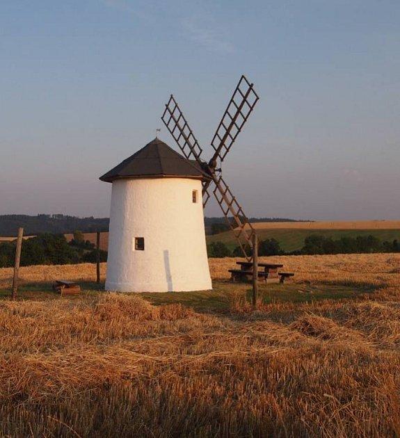 Balerův mlýn, Spálov.