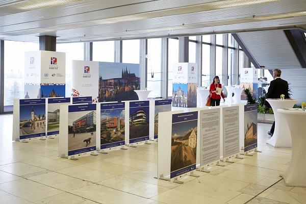 Moravskoslezský kraj se představil na konferenci OSN Habitat III.