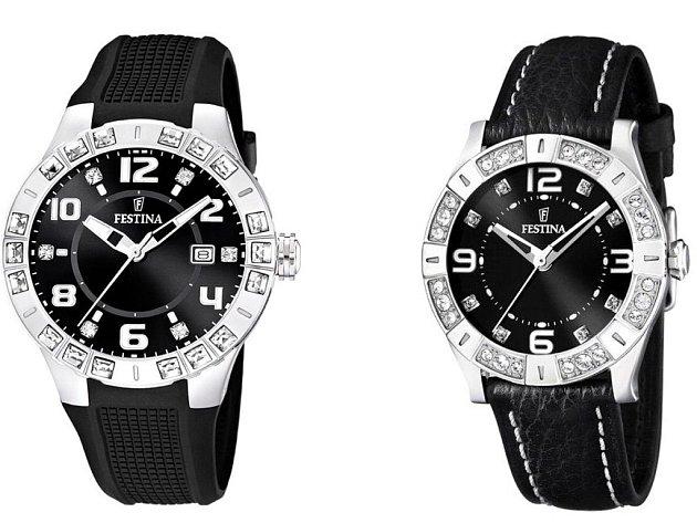Takové hodiny vzali lupiči z ostravské prodejny.
