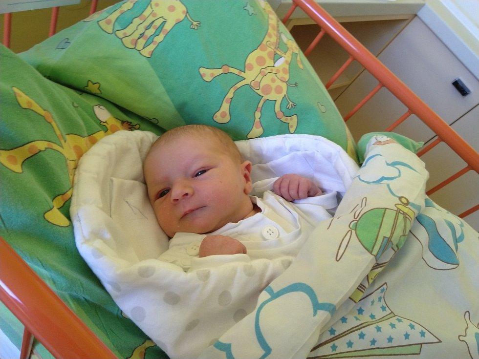 Adélka Czujková se narodila mamince Kateřině Czujkové 31. 8. 2020, vážila 3310 g a měřila 49 cm. Bydlí v Petřvaldě u Karviné. Městská nemocnice Ostrava-Fifejdy. Foto: archiv rodiny