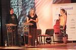 Generální zkouška na finále Miss Aerobic, které vypukne už v sobotu v multifunkční aule Gong v Dolní oblasti Vítkovic.
