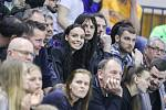 3. čtvrtfinálový zápas volejbalové extraligy mužů: VK Ostrava - VK ČEZ Karlovarsko, 25. března 2019 v Ostravě.