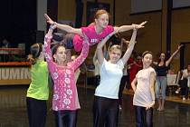 Mistrovství Moravy v tanečních disciplínách nazvané Emco Dance Live Tour, které se konalo o víkendu v Bohumíně