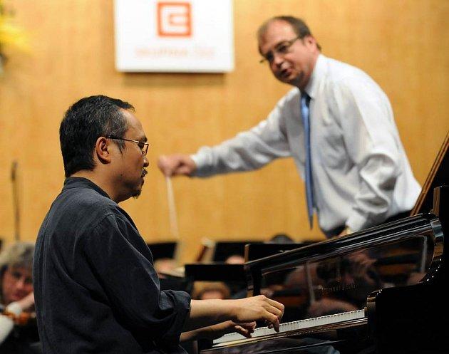 Klavírní virtuoz Dang Thai Son
