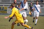V úvodním jarním zápase MSFL svedl los k souboji domácí Frýdek-Místek a nedaleký Hlučín.